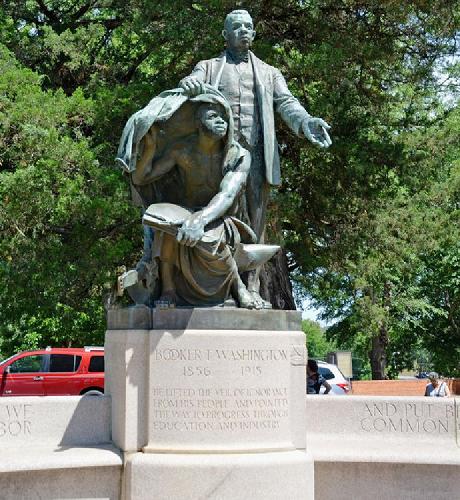 EXCLUSIVE: Campus Beauty:  HBCU Sculptures, Monuments & Statues