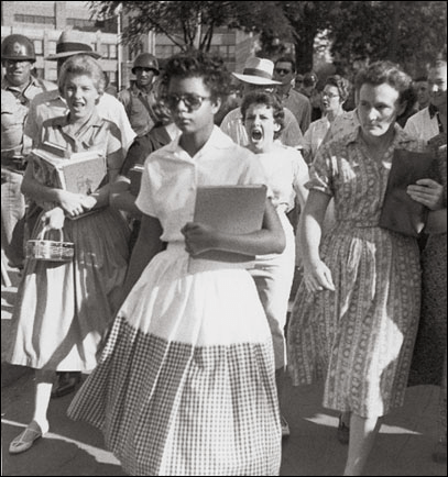 History of the 'Little Rock Nine' Contains HBCU Ties
