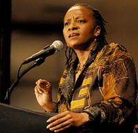 Desmond Tutu's daughter to speak