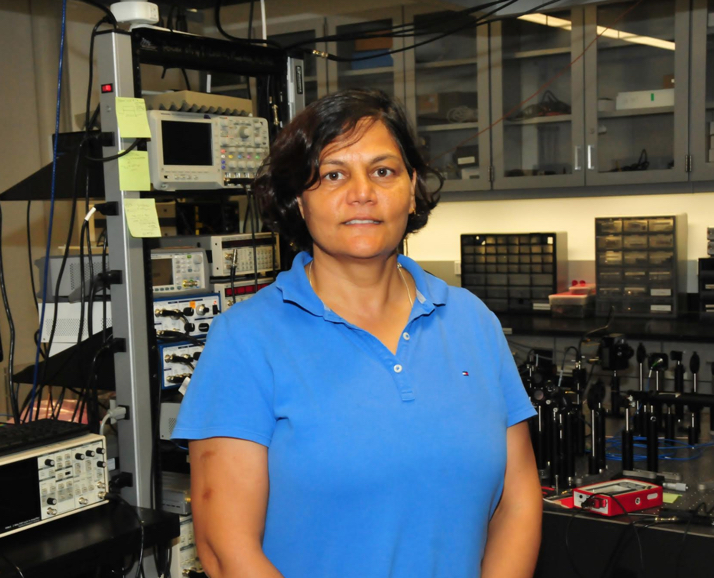 DSU Optics Scientist Awarded Three-Year $727,691  NASA Research Grant