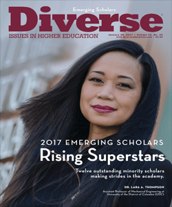 Nominate Your Emerging Scholars By October 6 For Diverse's 17th Annual Emerging Scholars Edition