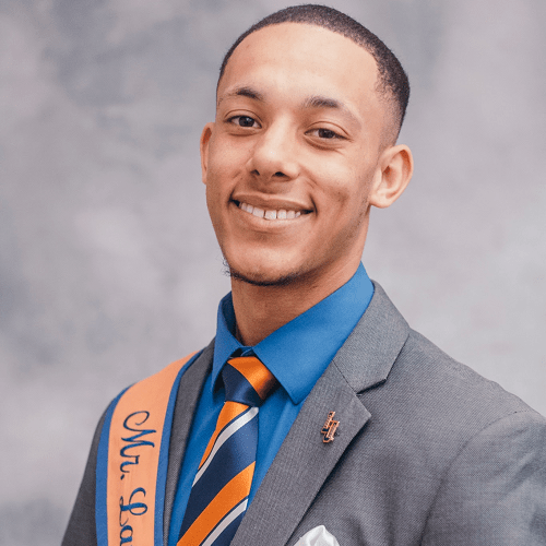 Be Great and Do Great Things: Mark Barber Jr., Today's Hercules Scholar, Lives By This Motto