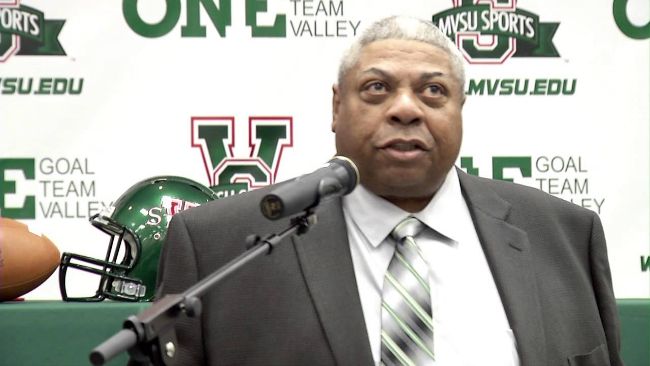 Comegy not returning as head football coach at Mississippi Valley State University