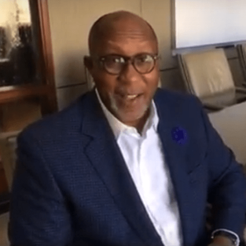 WATCH: Ambassador & Former Mayor of Dallas, Ron Kirk, Talks Family Ties to HBCU