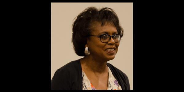 Anita Hill attorney, law professor and civil rights activist
