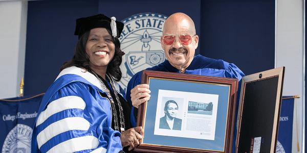 Glenda Glover, president of Tennessee State University