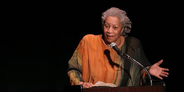Toni Morrison, author