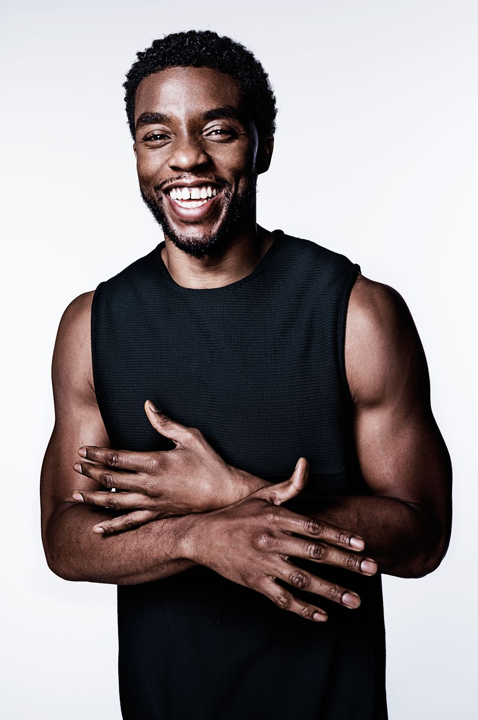 Howard University's Chad Boseman stars in Marvel's Black Panther
