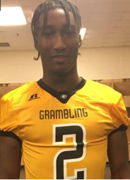 Maurice Robinson Heads Grambling's Recruiting Class Three-Star Recruit is a Big Get for the Tigers