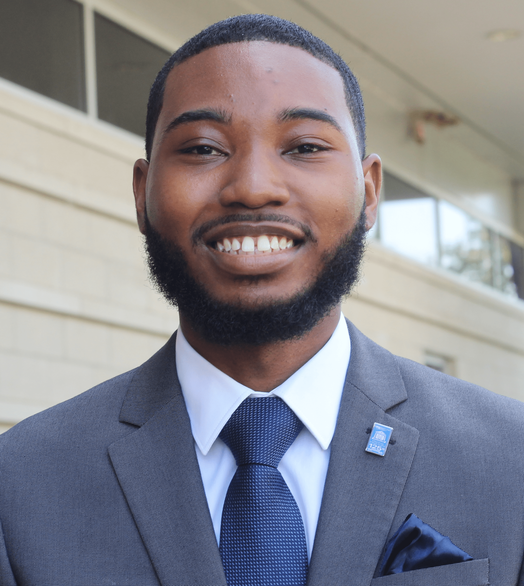 Education is His Passion: Meet Robert M. Boone Jr., Elizabeth City State Junior and Hercules Scholar