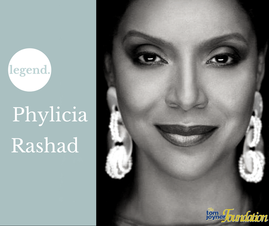 #TJFWHM18 Phylicia Rashad, African-American actress and Howard Grad
