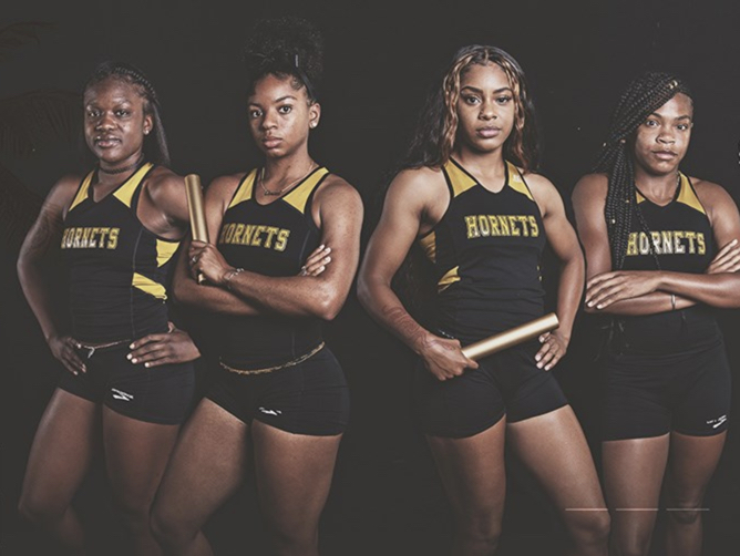 Alabama State University 4×100-Meter Relay Caps Off Weekend With Spot in NCAAs