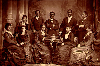 Pitch Perfect: Fisk University Jubilee Singers