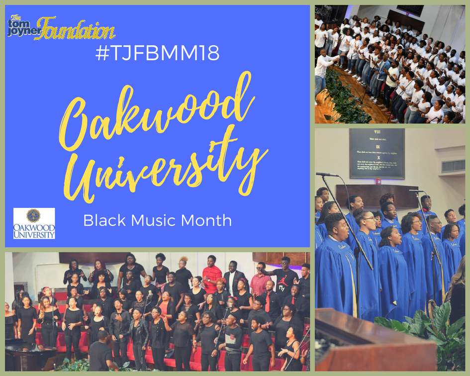 Oakwood University Choirs: Touching Hearts All Over the World
