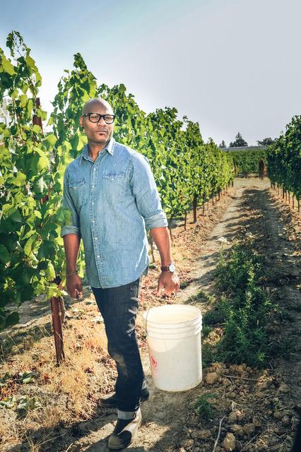 Meet Black Winemaker and Wine Educator Andre Hueston Mack