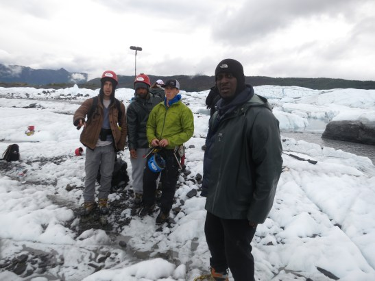 Crew and Climbers