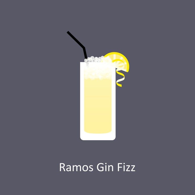 The Best Way to Make a Ramos Gin Fizz? Ignore Everything You've Read About It's History
