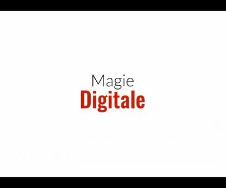 Tom Le Magicien - Magie Digitale