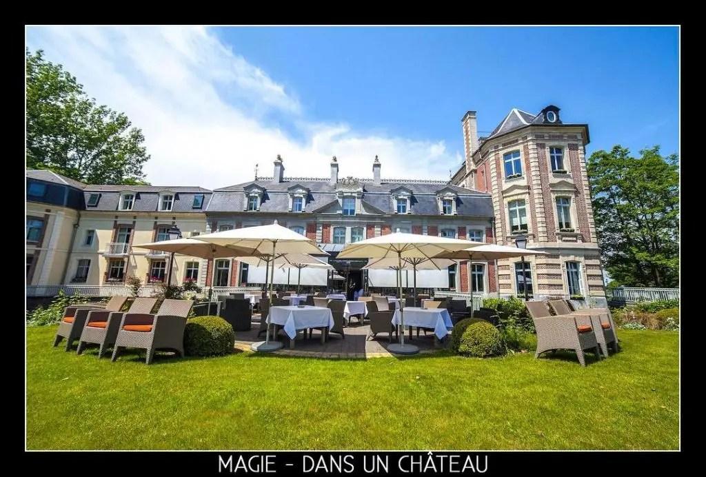 Château de Beaulieu - Tom Le Magicien