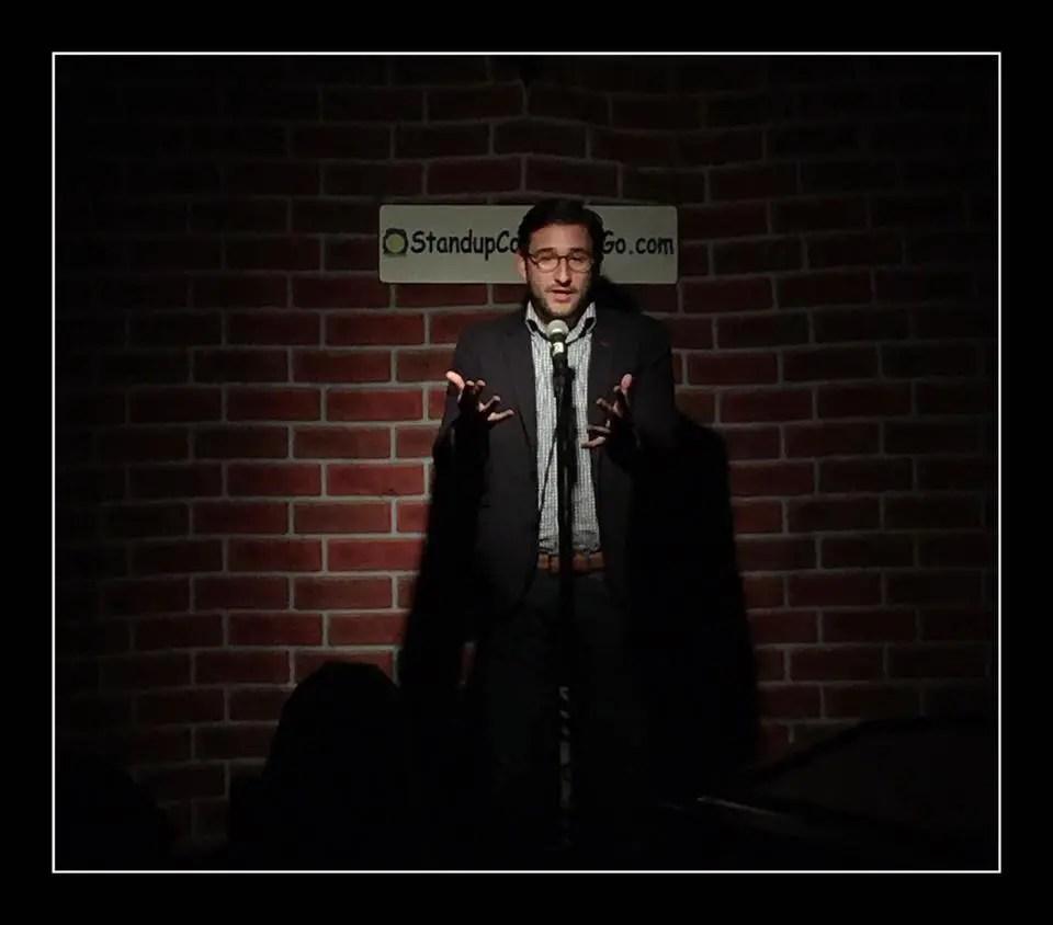 Tom Le Magicien à Washington