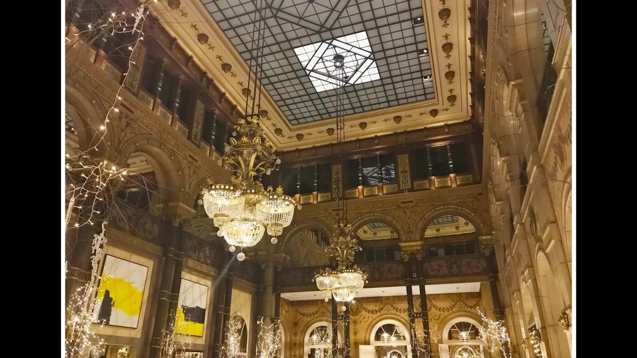 Magicien Hotel Hilton Paris Opéra