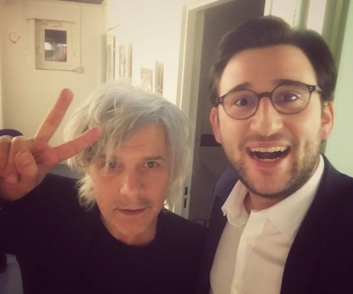 Tom Coss et Nicolas Sirkis - Magicien - Mentaliste au Colisée de Roubaix web