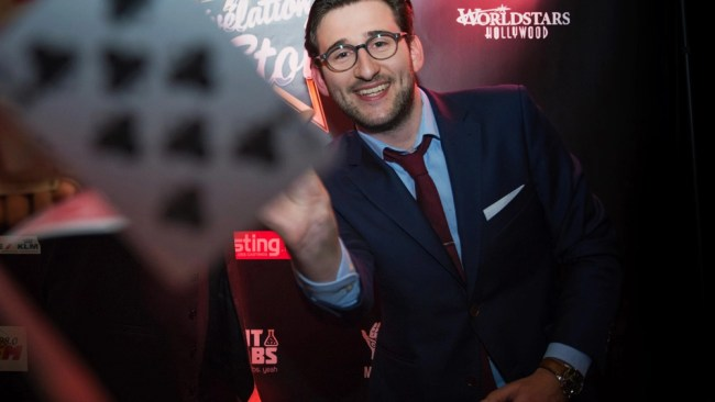 Magicien Lille Tom Coss