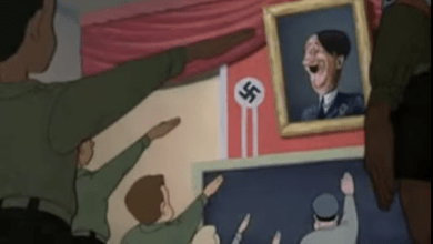 Photo of Disney Made an Anti-Nazi Educational Film, Really
