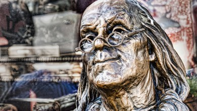 Photo of Ben Franklin Wanted a Useful and Ornamental Education for the Young