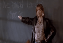 Photo of What We Can Learn About Teaching from Dangerous Minds