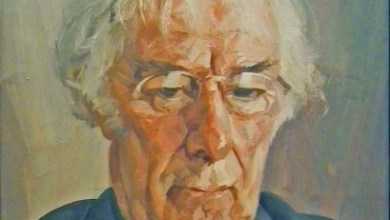 Photo of A Reminder from Seamus Heaney as to What Matters
