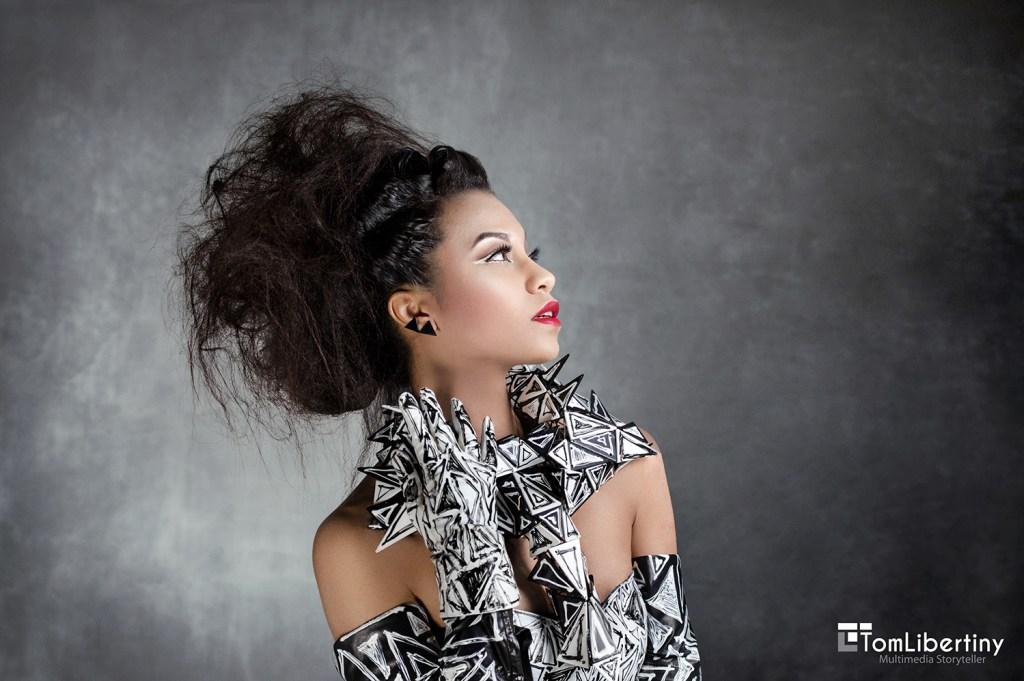 Steel | Out of Place Concept & Photography | Tom Libertiny Model | Fatima Kojima Costume | AJ Martina Hair & MUA | Brandie Brancheau