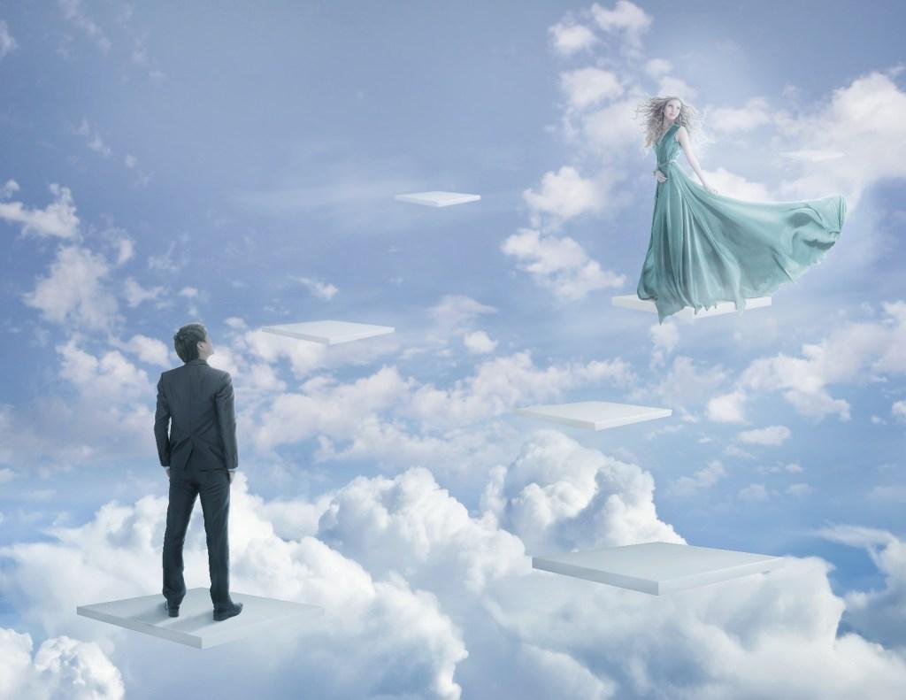 The Dichotomy of Clouds Author   Tom Libertiny Illustration   Ana Cruz