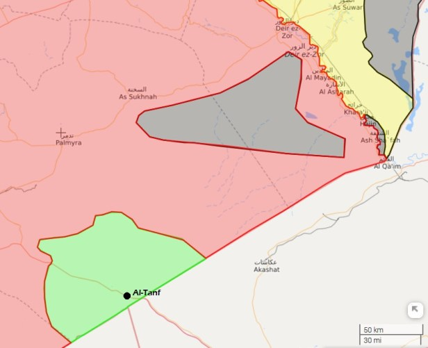 Syria-al-tanf-map