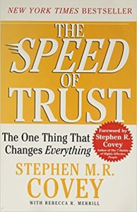 speed of trust Distributed Trust