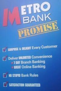 metro bank stupid banking rules