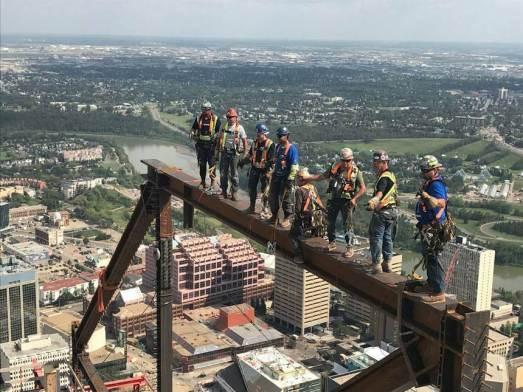 steel-workers