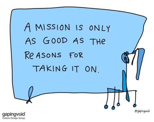 Misson reason