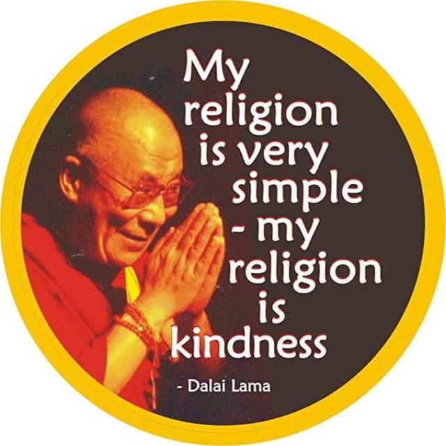 dalai lama kindness