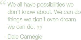 Omnivalent Dale Carnegie