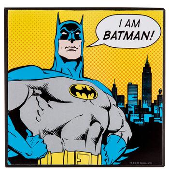 Batman making potential possible
