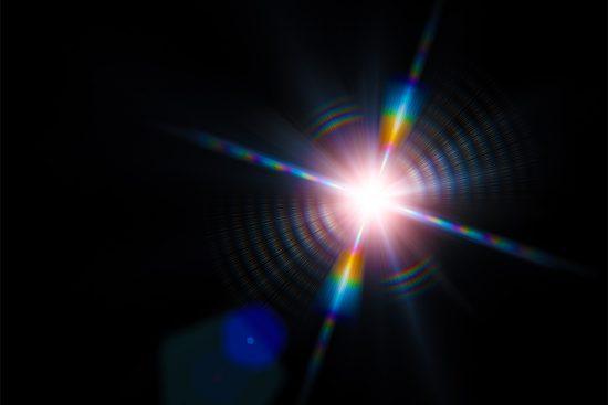 point of light