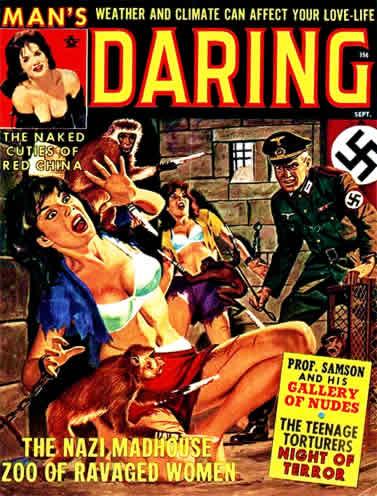 underground nazi experiments