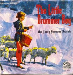 Tom McMahon The Little Drummer Boy By The Harry Simeone