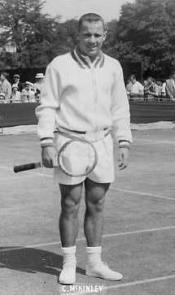 Tom McMahon: 1963 Wimbledon Mens Singles Champion Chuck ...