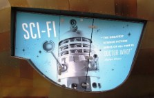EMP Sci Fi sign by Tommia Wright