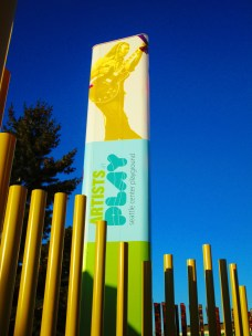 Artists Playground at Seattle Center 2015