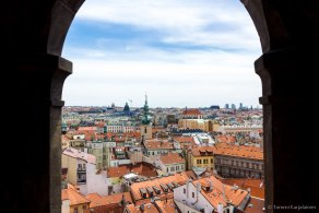 Old Town Hall Tower view