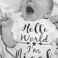 Micah's Birth Story