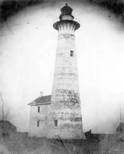 Cape Sand Blas Lighthouse